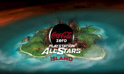 PlayStation All-Stars Island screenshots