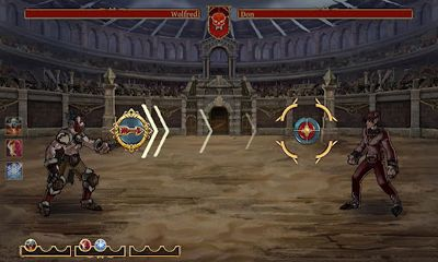 Clash of the Damned screenshot 1