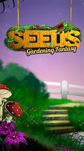 Seeds: The magic garden captura de tela 1