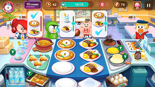Line chef para Android