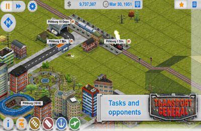 Strategiespiele: Lade Transport Manager auf dein Handy herunter