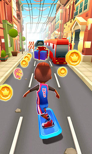 Skate surfers para Android
