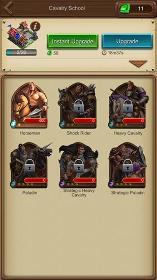 War ages: Legend of kings скриншот 4