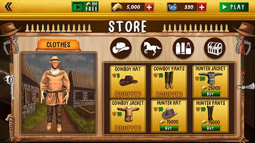 Cowboy-Spiele Western cowboy gun shooting fighter open world auf Deutsch