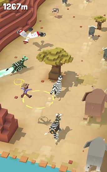 Rodeo stampede for Android