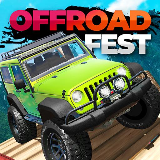 Offroad Fest - 4x4 SUV Simulator Game іконка