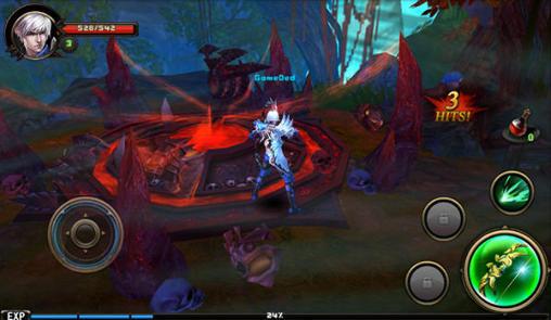 Onlinespiele Dark Ares auf Deutsch