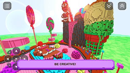 Sugar girls craft: Adventure für Android