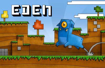 logo Eden World Builder