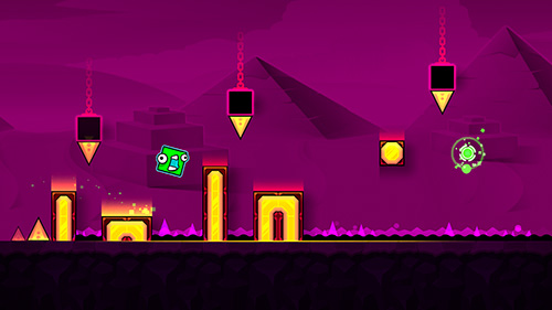 Geometry dash: Subzero para Android