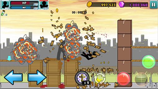 Anger of Stick 5 para Android