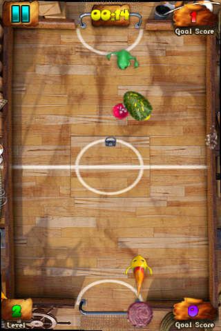 Arcade: Lade Fisch Fußball: Shootout auf dein Handy herunter