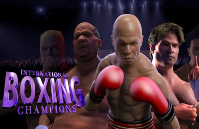 Скріншот International Boxing Champions на iPhone