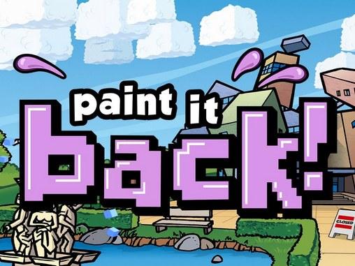 Paint it back Screenshot
