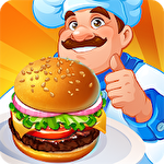 Cooking craze: A fast and fun restaurant game icon