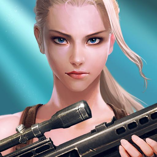 Sniper Girls - FPS icon