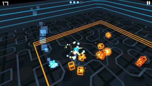 Cybergon screenshot 2