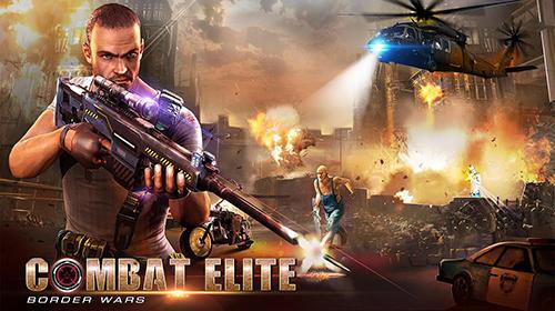 Combat elite: Border wars captura de tela 1