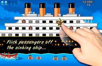 Arcade-Spiele: Lade Rette die Titanic auf dein Handy herunter