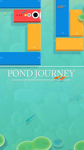 Pond journey: Unblock me icon
