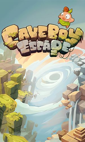 Caveboy escape screenshot 1