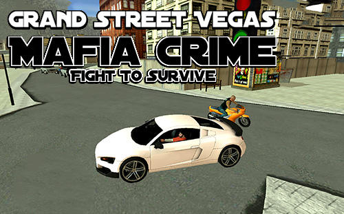 Grand street Vegas mafia crime: Fight to survive icono