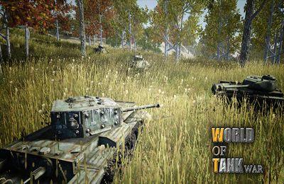Actionspiele: Lade Welt der Panzerkriege auf dein Handy herunter
