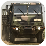 Truck simulator: Offroad Symbol