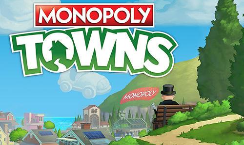 Иконка Monopoly towns