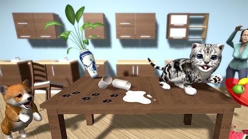 Cat simulator and friends! auf Deutsch