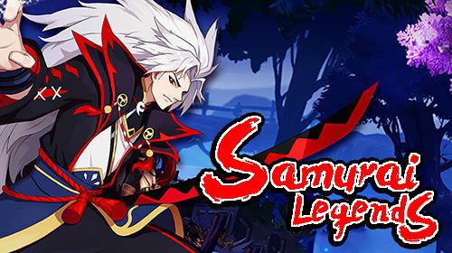 Samurai legends icono
