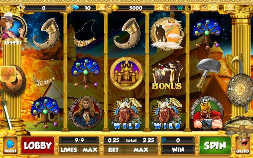 Fantastic slots for Android