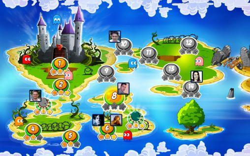 Arcade-Spiele: Lade Pac-Man: Freunde auf dein Handy herunter