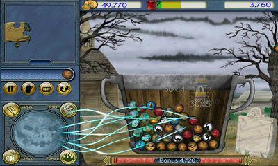 Arcade-Spiele The Legend of Sleepy Hollow für das Smartphone