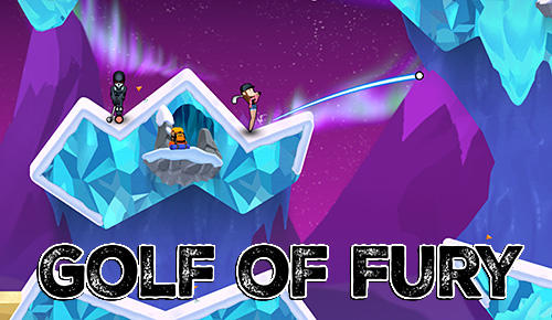 Golf of fury Screenshot