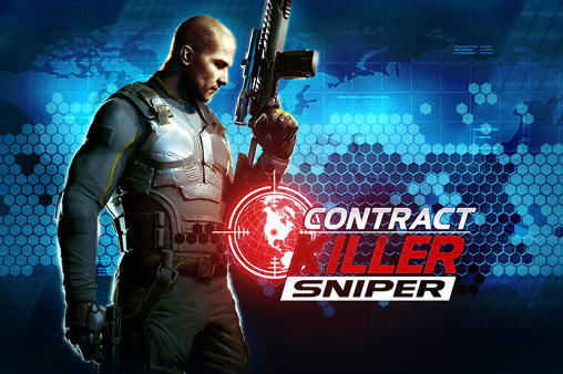Contract killer: Sniper captura de pantalla 1