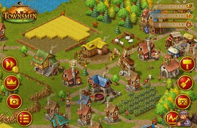 Townsmen Premium for iPhone for free