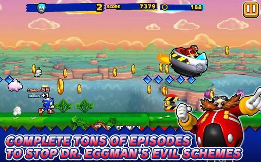 Sonic: Runners Screenshot