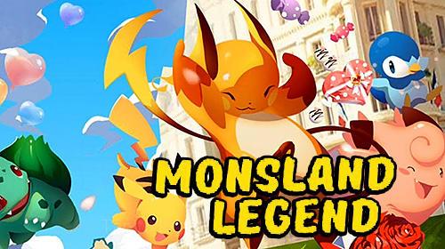 Monsland legend captura de tela 1