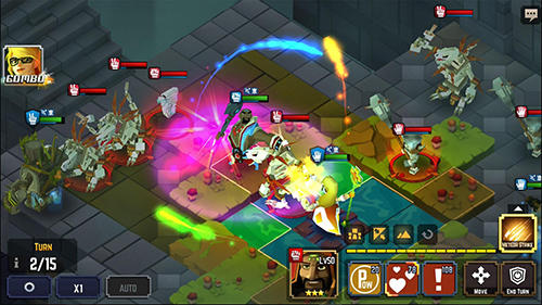 Legacy quest: Rise of heroes für Android