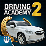 Driving academy 2: Drive and park cars test simulator icon