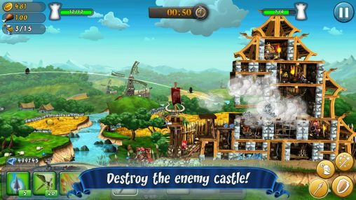 Castle storm: Free to siege Screenshot