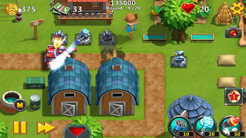 Little commander 2: Clash of powers für Android