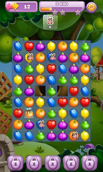 Viber: Fruit adventure screenshot 4