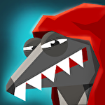 Bring me cakes: Little Red Riding Hood puzzle Symbol