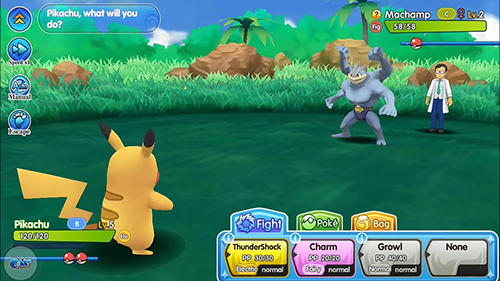 Download Game Pocketown Game Pokemon Terbaik 2019