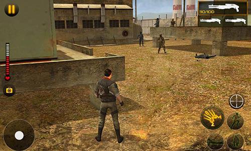 Actionspiele Last player survival: Battlegrounds für das Smartphone
