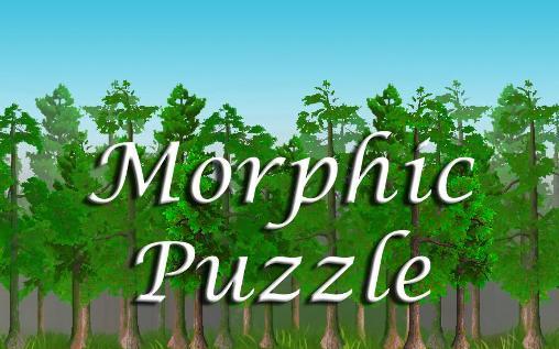 Morphic puzzle Screenshot