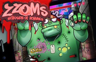 логотип Зомби Проникновение