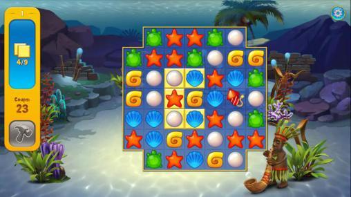 Arcade Fishdom: Deep dive für das Smartphone